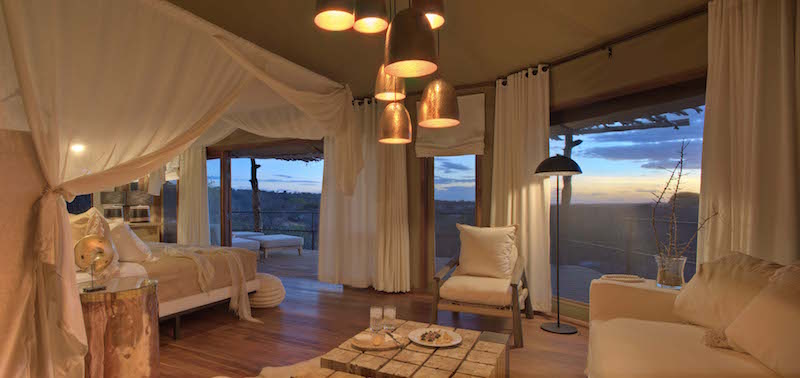 6a-Mwiba Mwiba Lodge, glamping deluxe