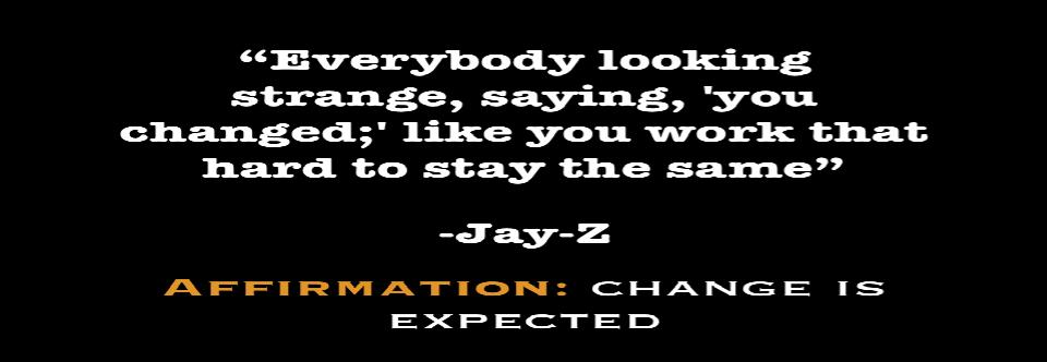 Everybody Change