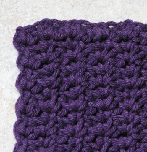 Spider Stitch tutorial by Ambassador Crochet