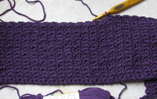Spider Stitch crochet stitch tutorial by Ambassador Crochet