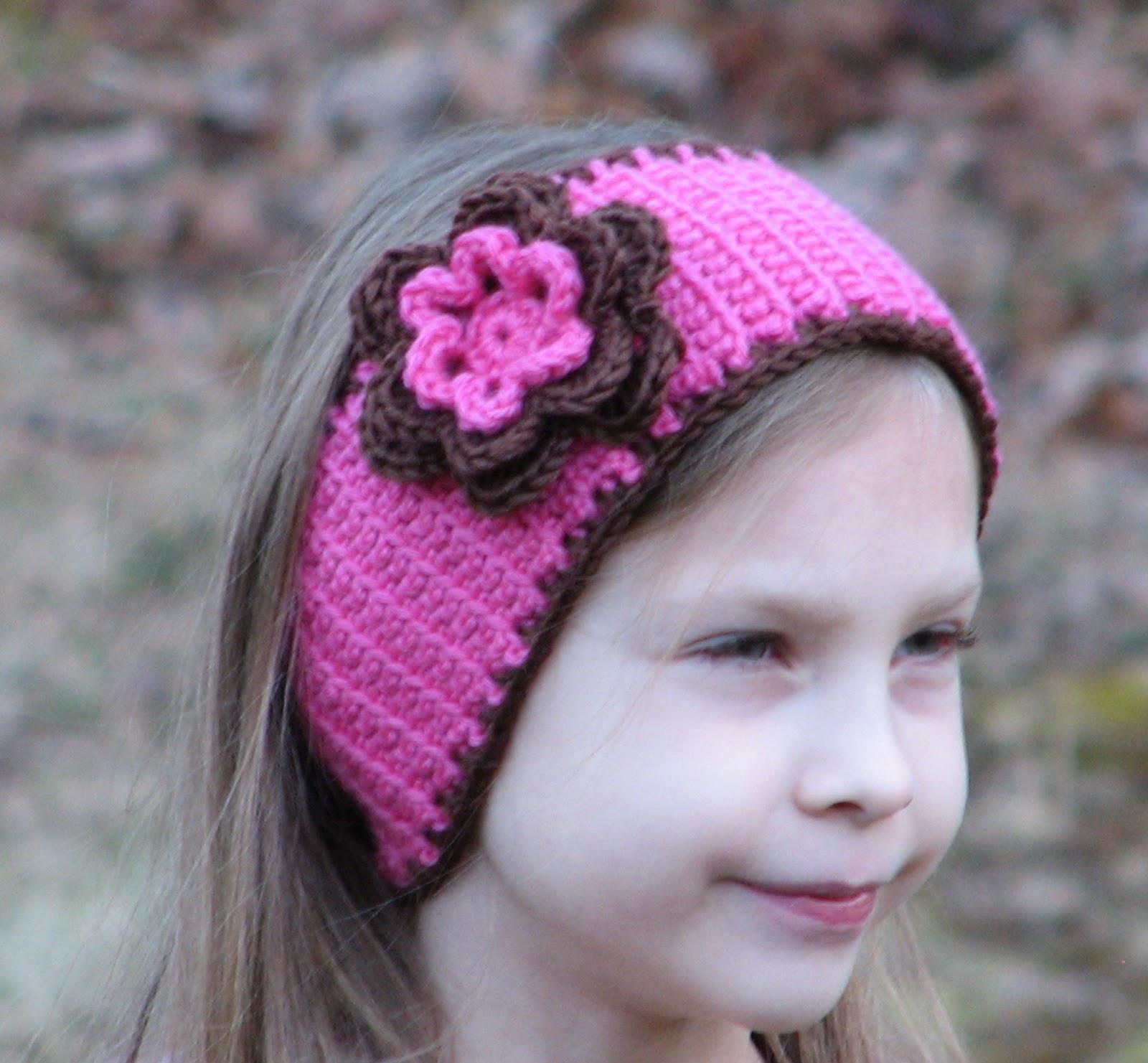 Girls Headwrap Crochet Pattern - Ambassador Crochet