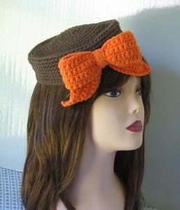Jackie O. hat