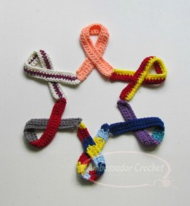 awareness ribbon colors