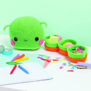 Caterpillar Baskets