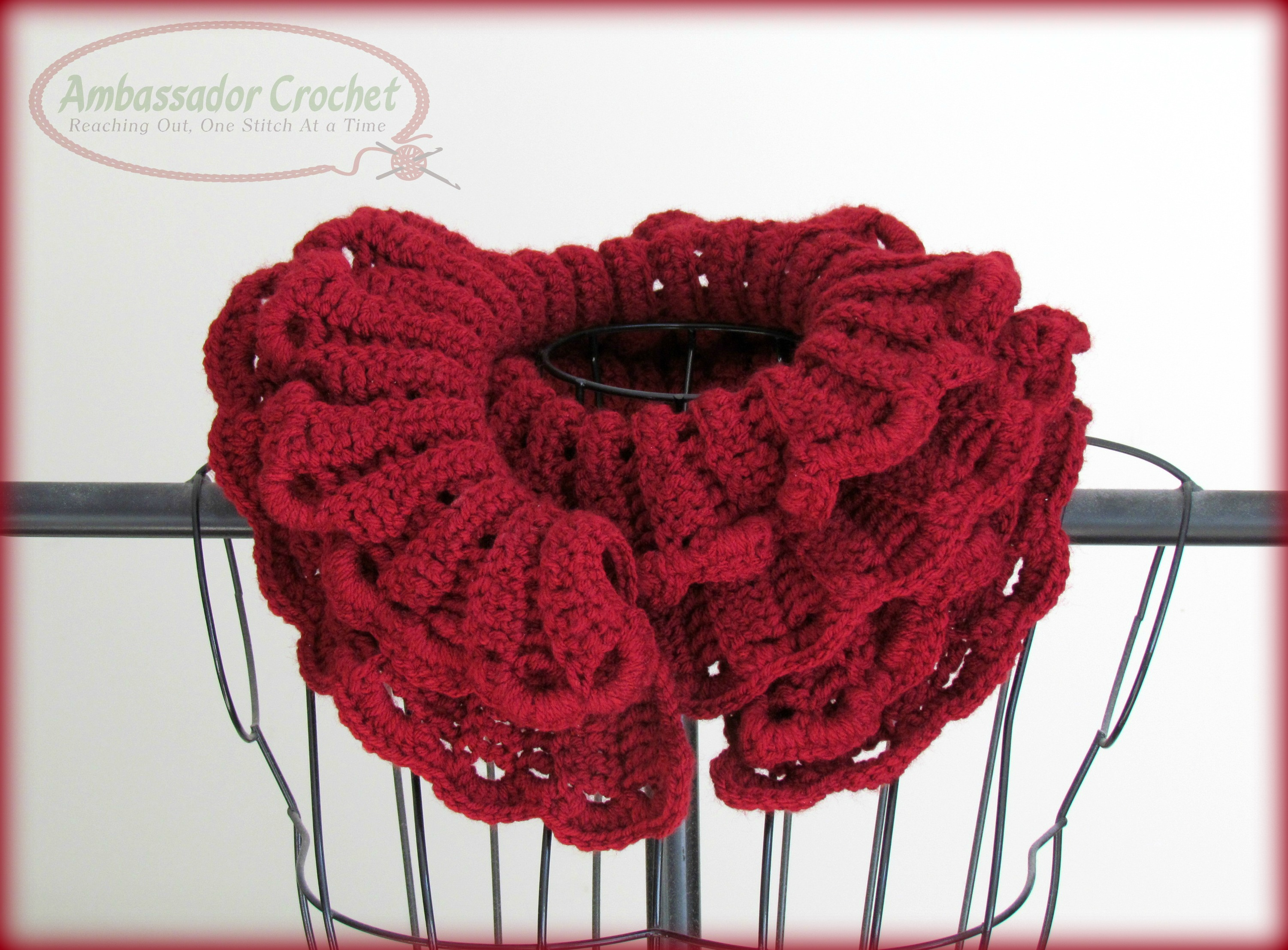 Crochet Designer Series featuring Shelby Allaho