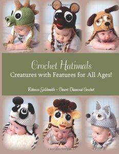Crochet Hatimals Book Review