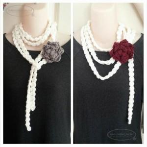 In Memory Of... crochet scarf pattern by Ambassador Crochet