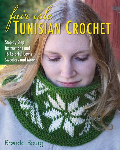 Fair Isle Tunisian Crochet Book Review