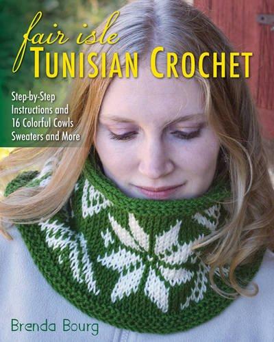 Fair Isle Tunisian Crochet Book Review