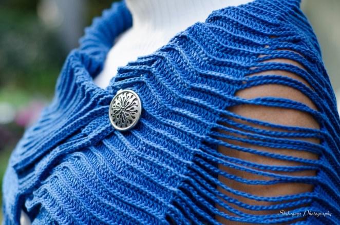 Half Circle Cardigan - Crochet Geometry