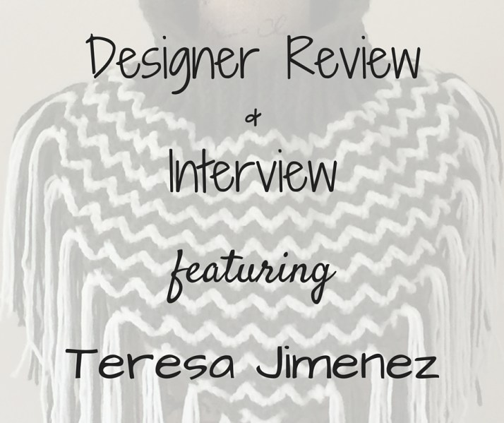 Designer Review & Interview featuring Teresa Jimenez from Harvester Products
