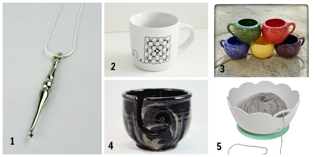 5 Gift Ideas for a Crocheter