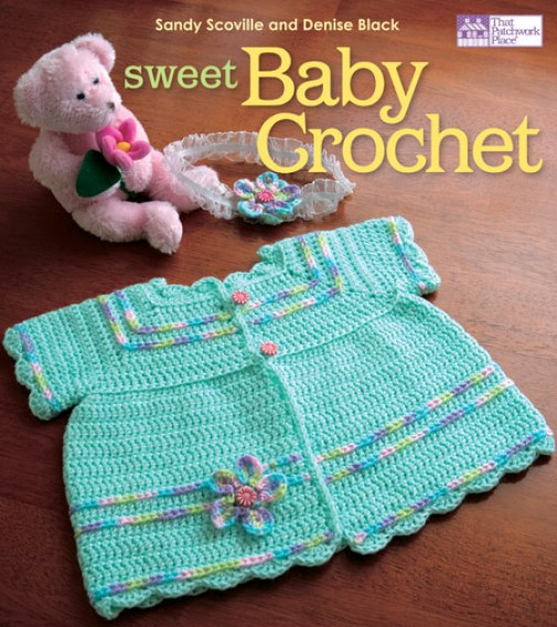 Sweet Baby Crochet book review by Ambassador Crochet