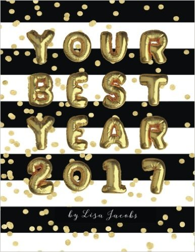 Your Best Year 2017 is a productivity workbook & creative business planner. Stay on track, boost your sales, be more productive, and so much more with this workbook. Best investment I make with my business (and personal life) every year.