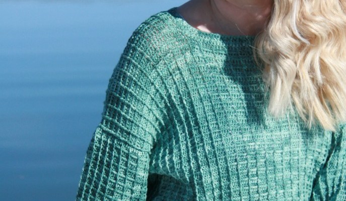 Coastal Crochet Book Review