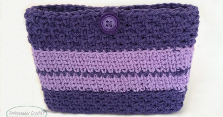 Kindle Cover Free Crochet Pattern