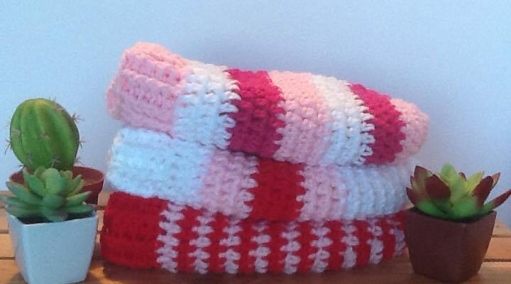 Love My Messy Bun – Free Crochet Pattern