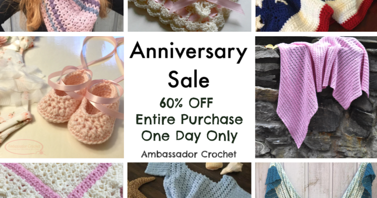 National Crochet Month Blog Tour