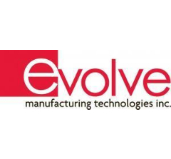 Evolve Manufacturing Technologies Logo