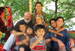 Amb la millor gent del món a Khorog, capital del Pamir (Tadjikistan)