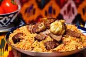 El Plov, el plat tradicional d'Uzbekistan