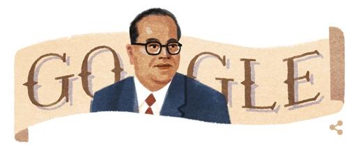 Dr. Babasaheb Ambedkar - Doodle 4 Google