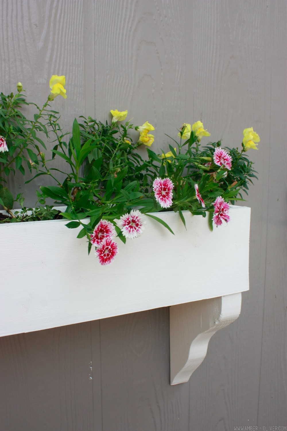 DIY Flower Box - How to build a window box