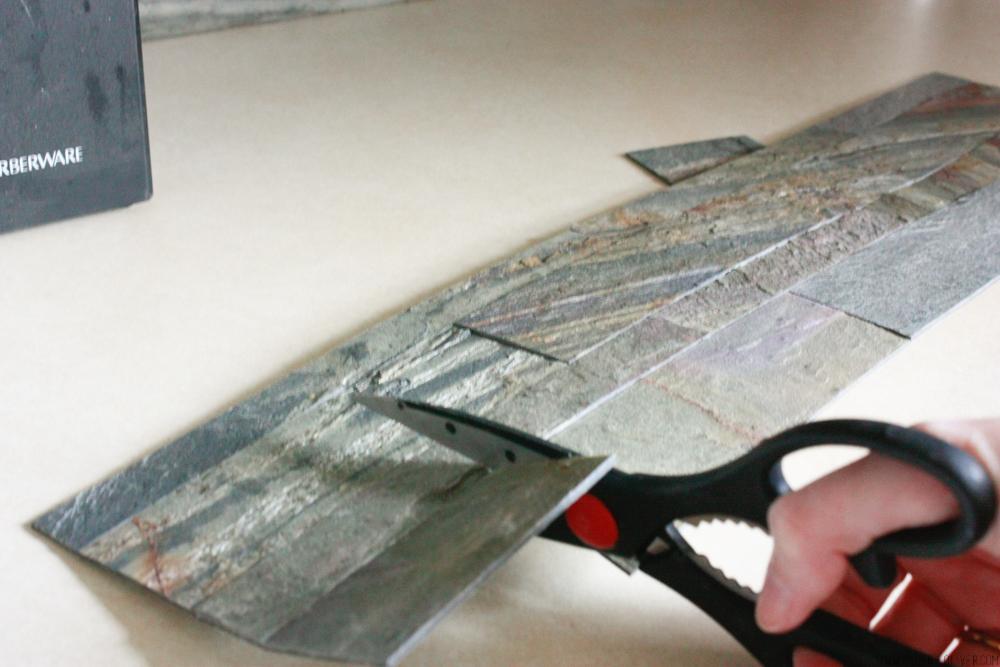 DIY Backsplash: How to Install Peel and Stick Backsplash