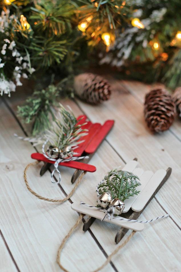 11 Creative DIY Christmas Ornaments