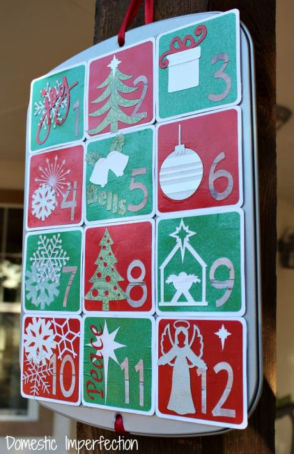 10 ways to countdown to Christmas!