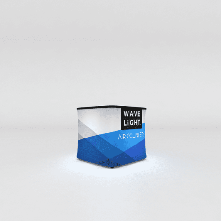 WaveLight Air Inflatable Backlit Counter_Square