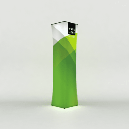 WaveLight Air Backlit Inflatable Square Tower