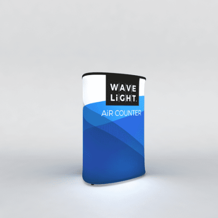 WaveLight Air Inflatable Backlit Counter