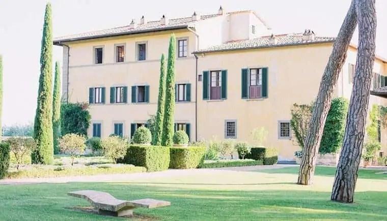 Tuscan Wedding Dream