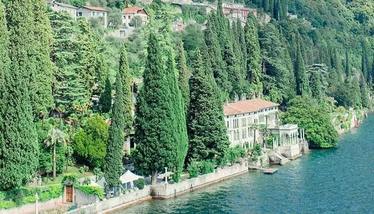Weddingfairytale at Lake Como