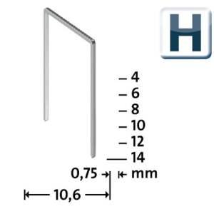 Novus H37 veida skavas tips H-37
