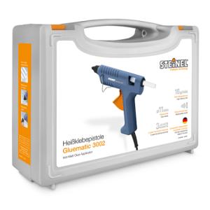 Steinel karstlīmes pistole Gluematic 3002, koferi