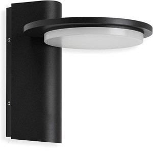 Telefunken LED āra sienas gaismeklis Bern 312405TF