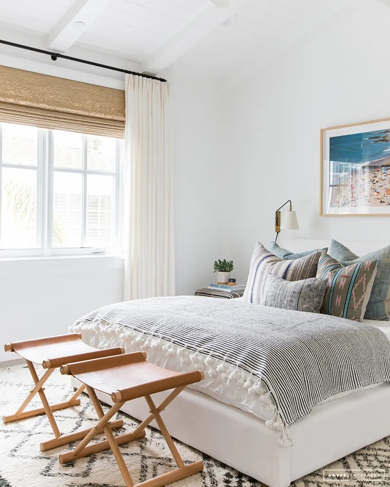 Amber Interiors Creates A Beachy Eclectic Home For Elyse
