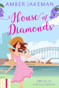 House of Diamonds by Amber Jakeman, book cover