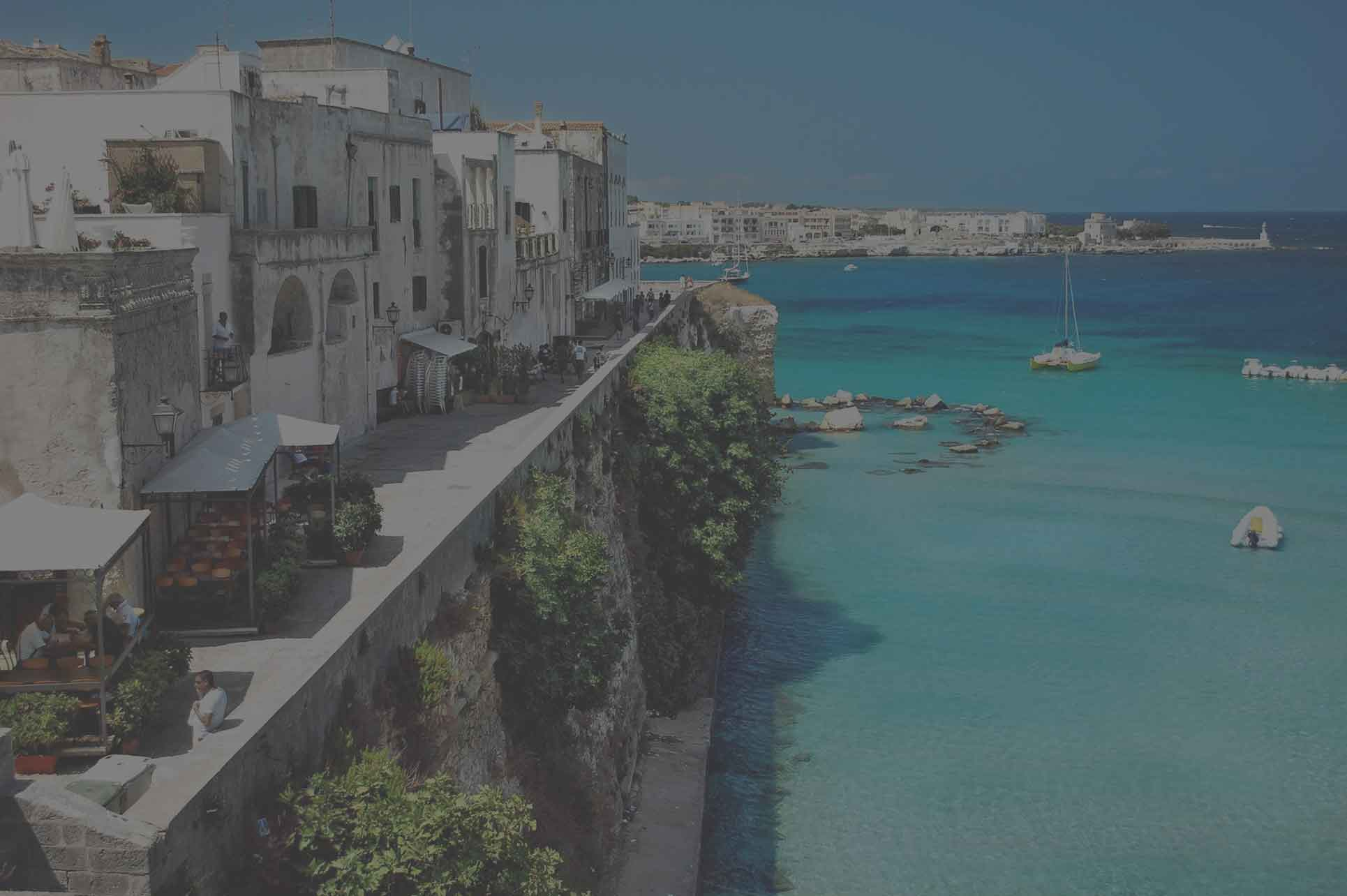 Amberlair Crowdsourced Crowdfunded Boutique Hotel Puglia Background