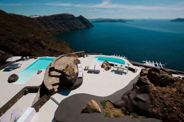 Aenaon Villas, Santorini - Greece