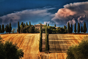 Amberlair Crowdsourced Crowdfunded Boutique Hotel Autumn Val Dorcia by Bettina 550px