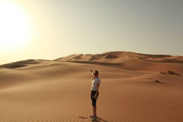 Amberlair Crowdsourced Crowdfunded Boutique Hotel #BoHoLover: Meet Anna Parker of Penelope and Parker's Travels in the desert dunes
