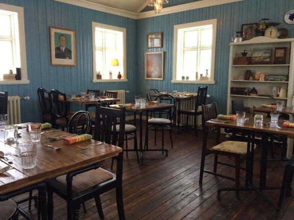Tryggvaskáli Restaurant in Selfoss.