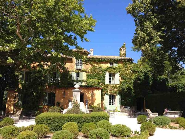 Amberlair Crowdsourced Crowdfunded Boutique Hotel - Meet Stephanie Bonnet of From the Poolside blog at Domaine de la Baume in Provence France #boholover