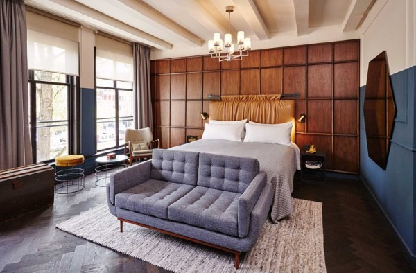 Amberlair Crowdsourced Crowdfunded Boutique Hotel - Meet travel blogger couple Becky and Gray of Global Grasshopper at the Hoxton in London #boholover