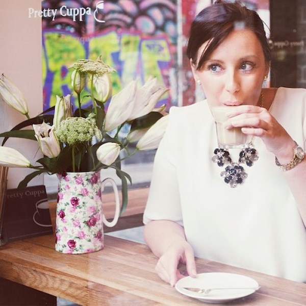 Amberlair Crowdsourced Crowdfunded Boutique Hotel - Meet travel blogger Jayne Gorman of Girl Tweets World at the coffee bar #boholover