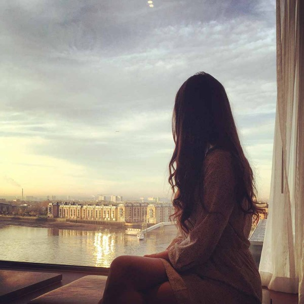 Amberlair Crowdsourced Crowdfunded Boutique Hotel - Meet #boholover Carrie Mitchell in London at the Four Seasons Hotel at Canary Wharf