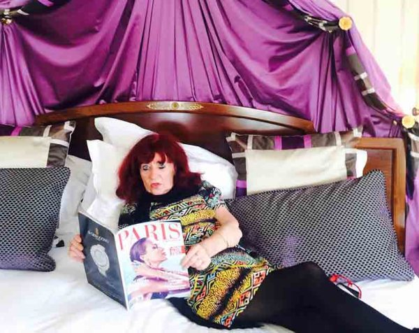 Amberlair Crowdsourced Crowdfunded Boutique Hotel - Meet #boholover Paula of Contented Traveller in Paris